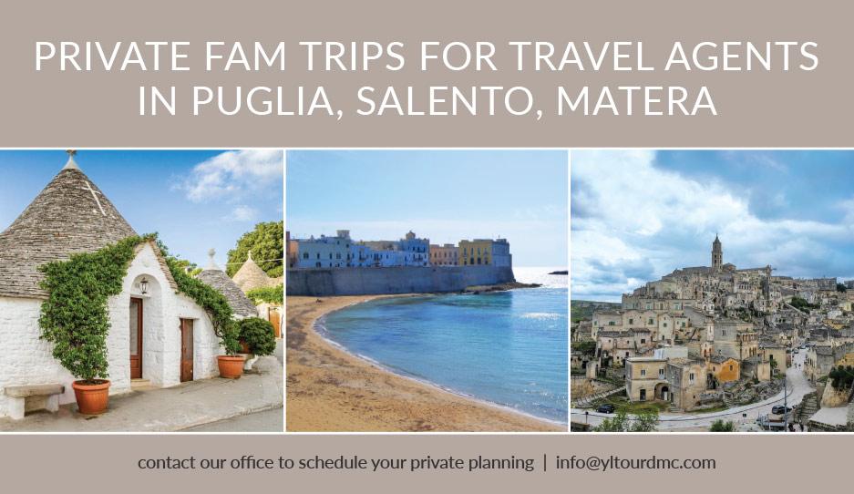 Puglia Fam Trip - Puglia travel services